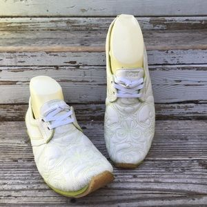 """PONY white leather sneakers """"Sleater"""""""